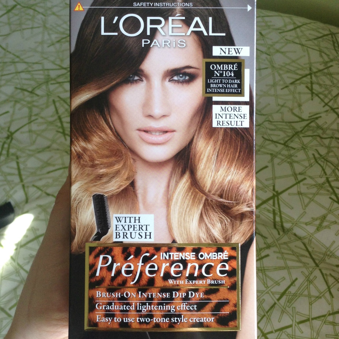 loreal ombre hair kit review loreal ombre hair kit review buy preference wild ombre. Black Bedroom Furniture Sets. Home Design Ideas