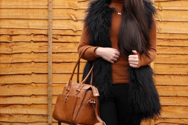 furry-waistcoat-ootd-2